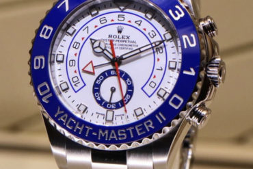Rolex Oyster Perpetual Yacht-Master 2