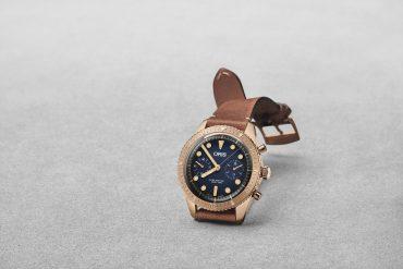 Oris Carl Brashear Chronograph Limited Edition 2018