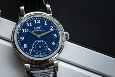 IWC Da Vinci Automatic Edition «150 Years» Limited Edition