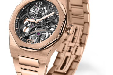 Girard Perregaux Laureato Flying Tourbillon Squelette 42 MM