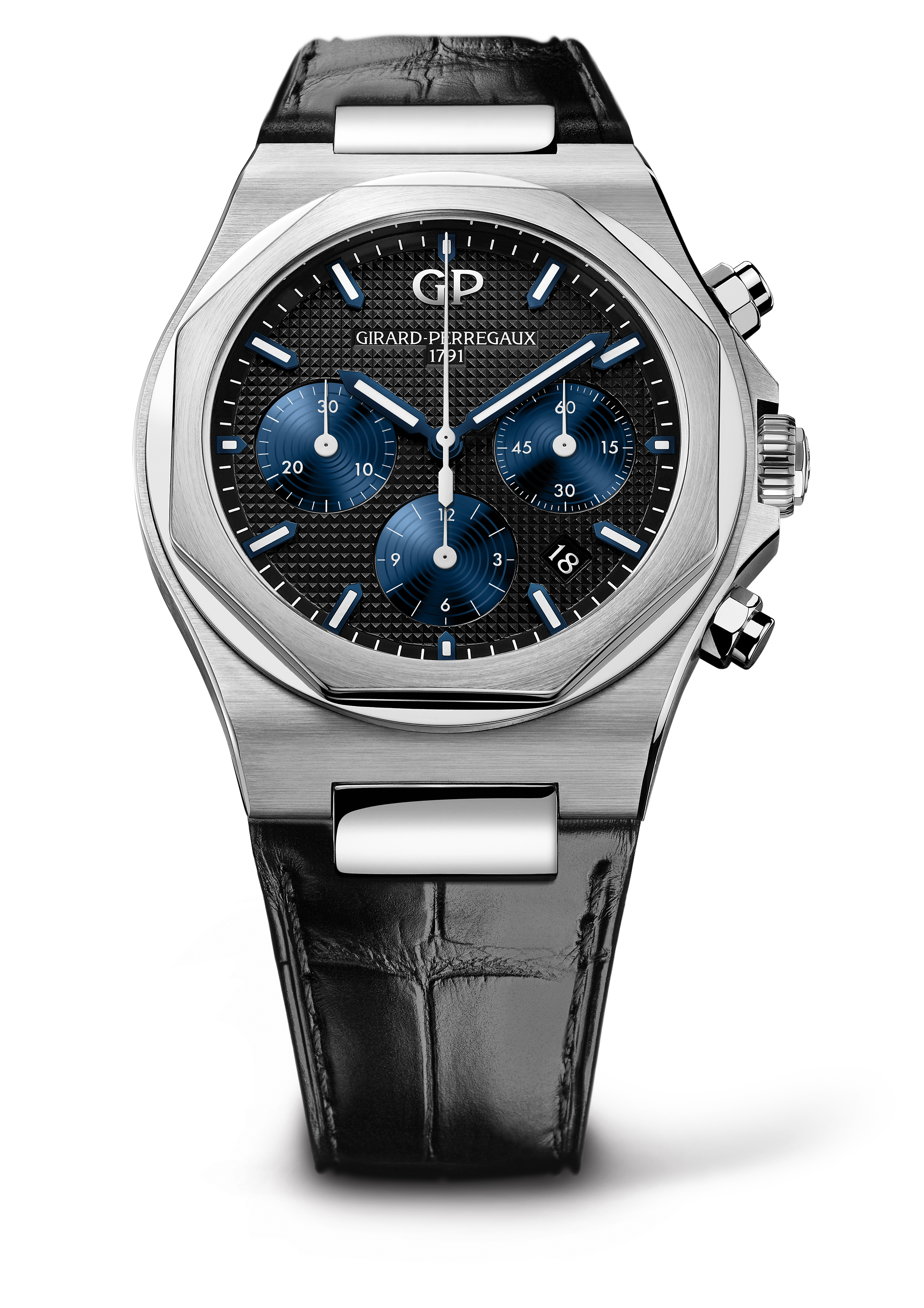 Girard Perregaux Laureato Chronograph 2018