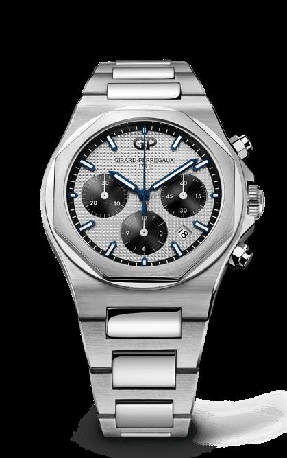 Girard Perregaux Laureato Cronografo 2018