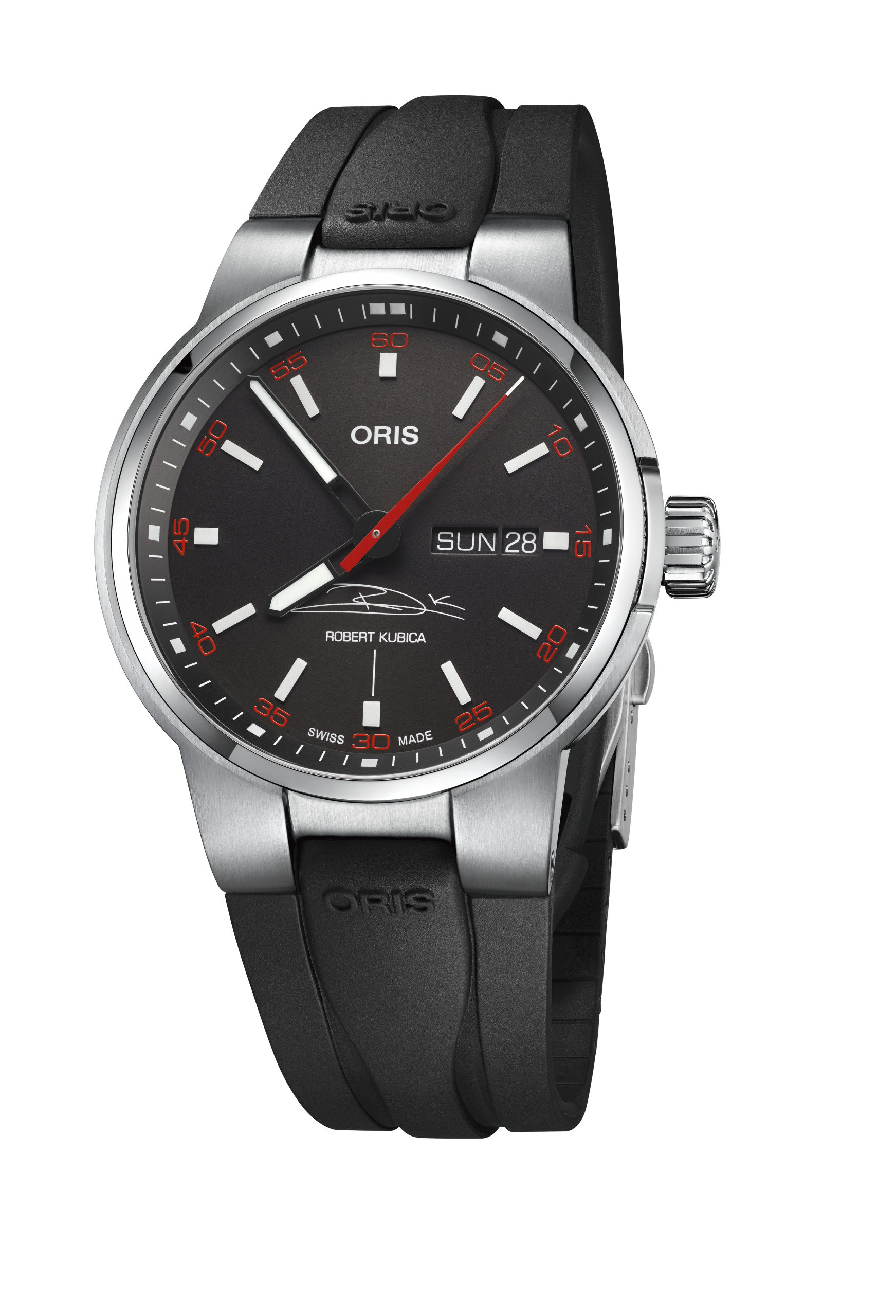 Oris Robert Kubica Limited Edition