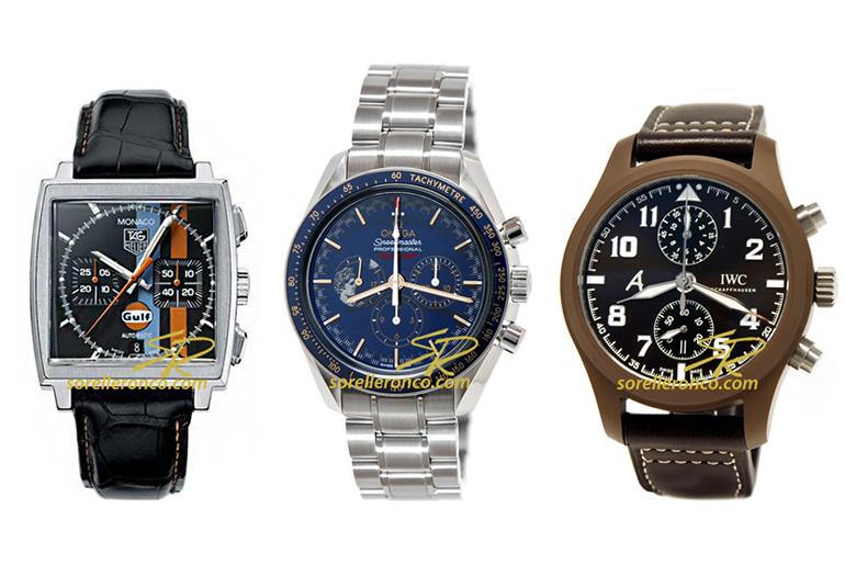 I dieci migliori orologi in Limited Edition