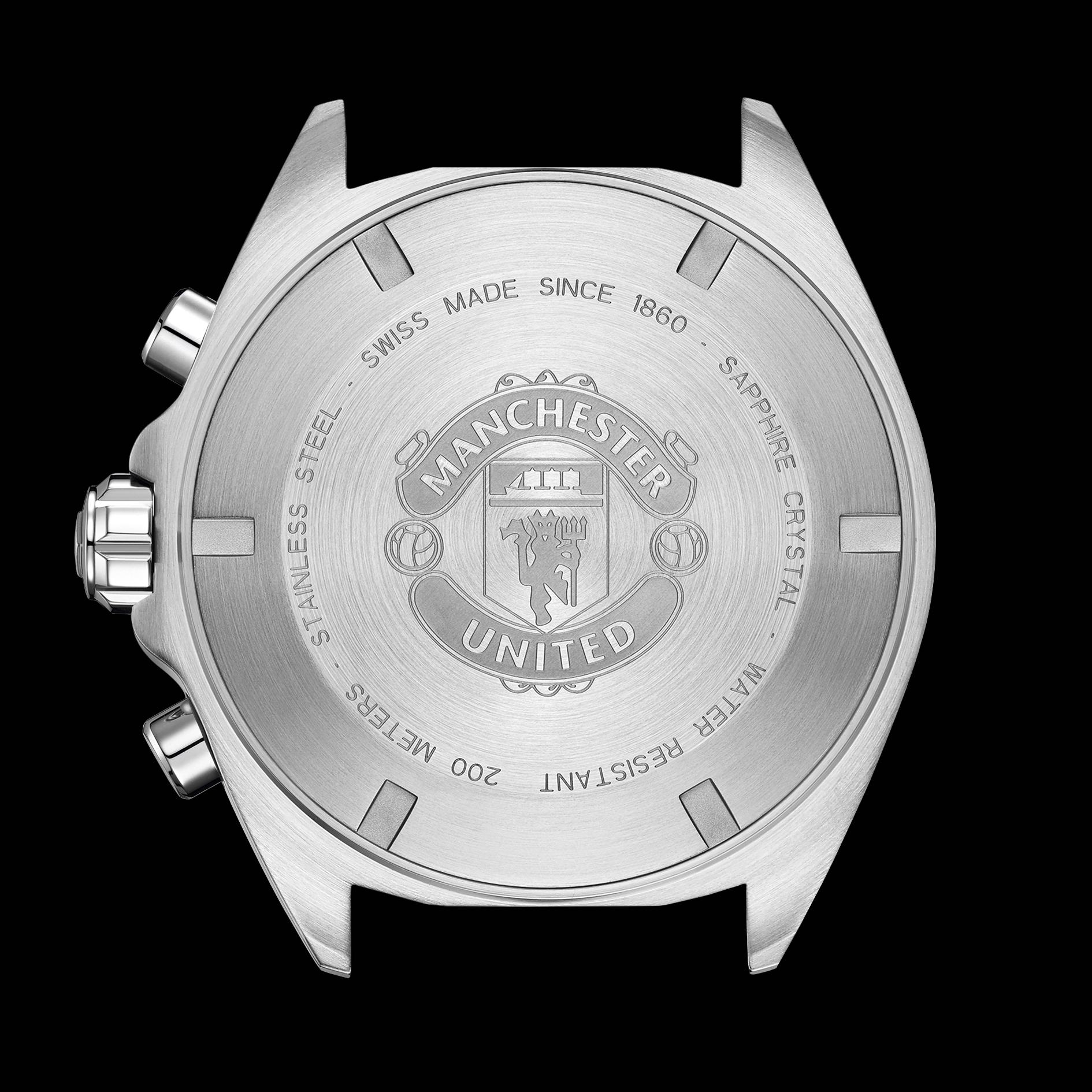 TAG Heuer presenta le nuove edizioni speciali Manchester United