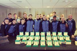Il bomber dell'Inter Icardi regala un Rolex a tutti i compagni di squadra