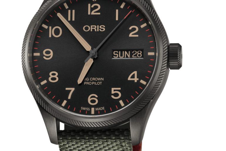 Oris 40th Squadron Limited Edition