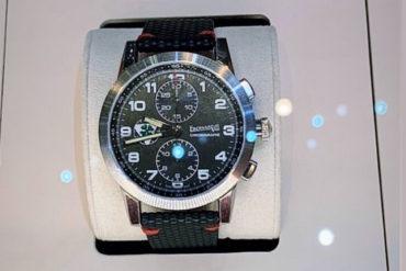 Eberhard Chronographe Quadrifoglio Verde Limited Edition