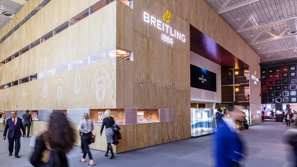 Breitling abbandona Baselworld 2020