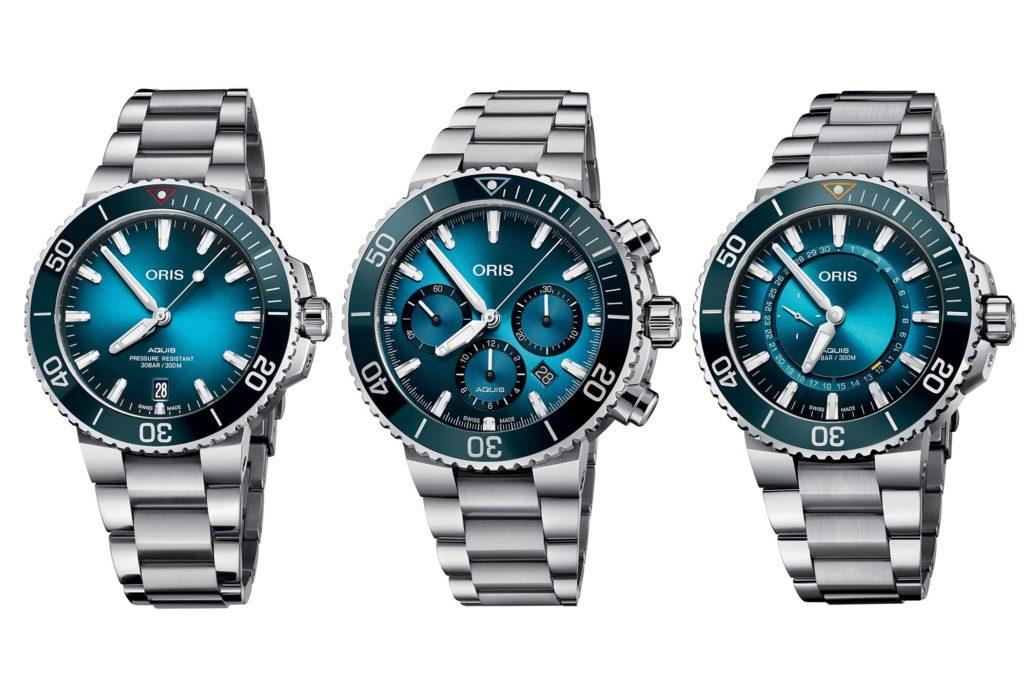 Oris Ocean Trilogy