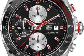 TAG Heuer Formula 1 Calibre 16 Max Verstappen Special Edition 2019
