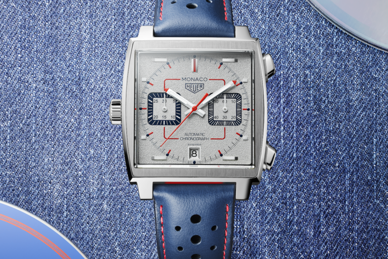 TAG Heuer Monaco 1989–1999 Limited Edition