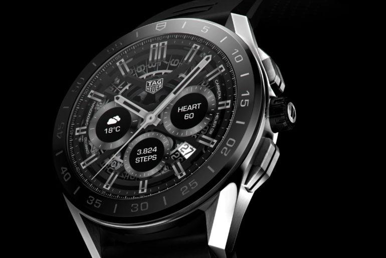TAG Heuer presenta la nuova generazione del suo Connected Watch
