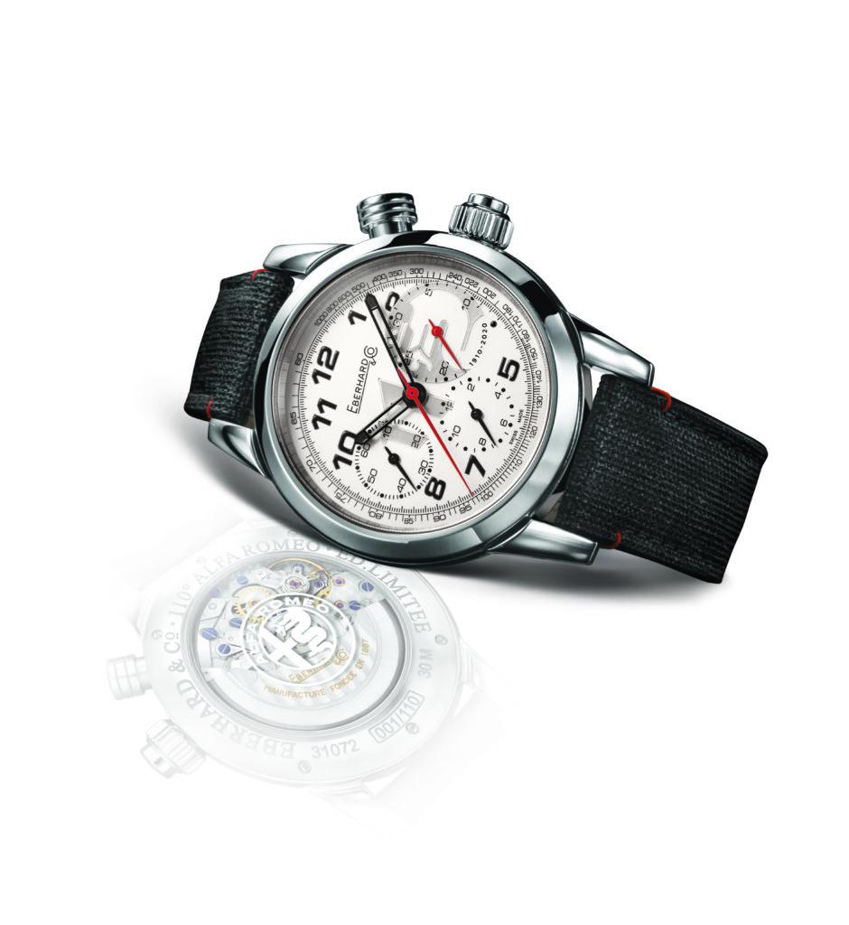 Eberhard & Co. Alfa Romeo 110° Anniversario