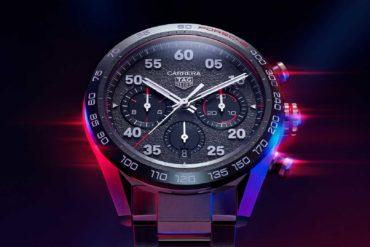TAG Heuer Carrera Porsche Chronograph Special Edition 44 mm Calibre Heuer 02 Automatico