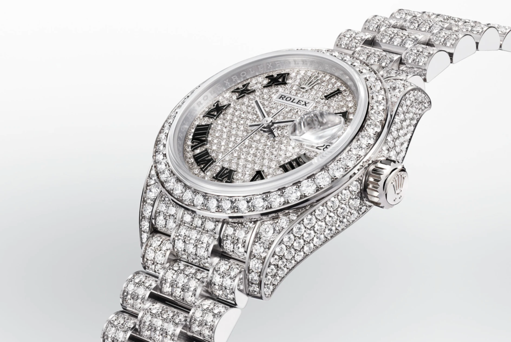 Rolex Oyster Perpetual Lady-Datejust